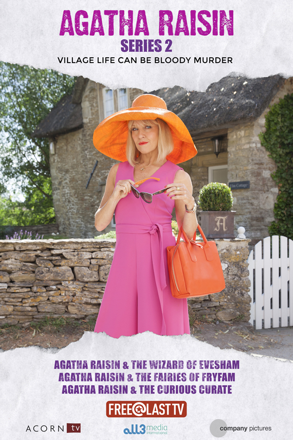 Agatha Raisin Series 2