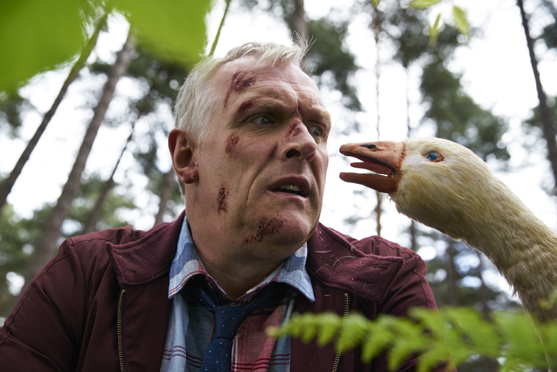 Man Down with Greg Davies