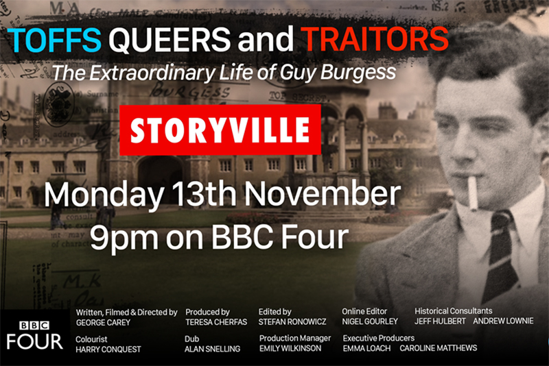Guy Burgess documentary